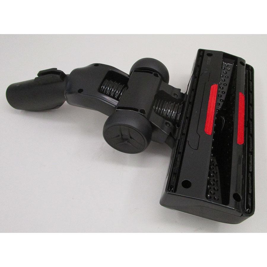 Rowenta RO6381EA Silence Force Compact 4A+AAA Home & Car Pro - Brosse universelle vue de dessous