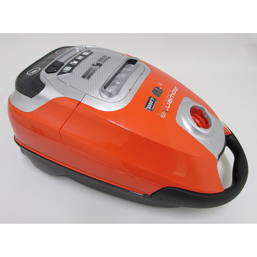 Test rowenta ro6432ea silence force 4a aspirateur ufc for Aspirateur independant