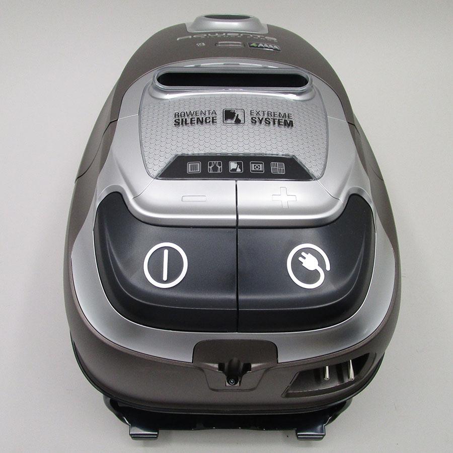 Rowenta RO6466EA Silence Force 4A Home & Car Pro - Variateur de puissance