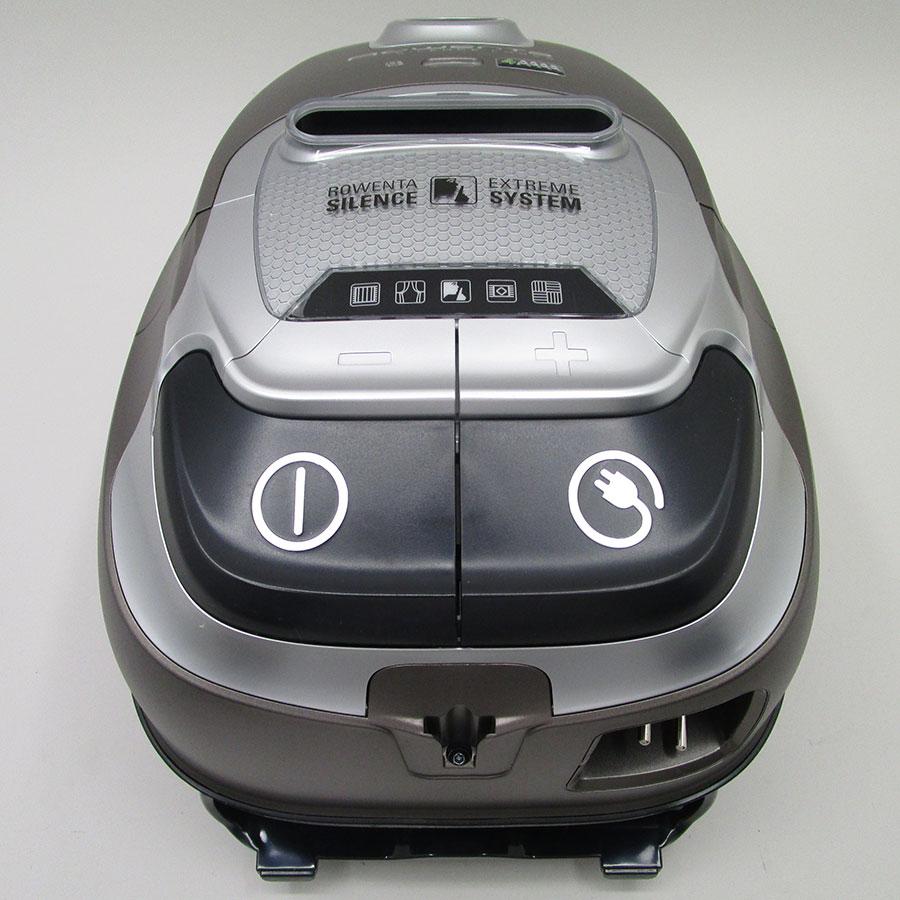test rowenta ro6486ea silence force 4a full care aspirateur ufc que choisir. Black Bedroom Furniture Sets. Home Design Ideas