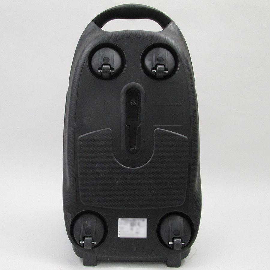 Rowenta RO6491EA Silence Force 4A+  - Fixe tube vertical et roulettes