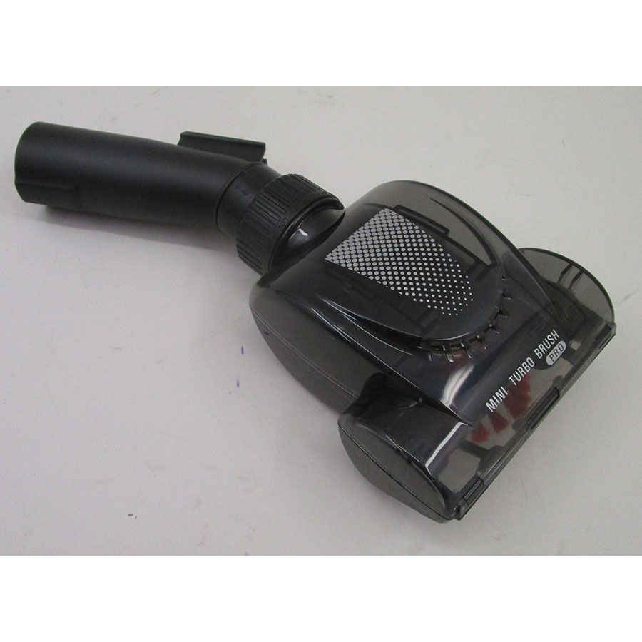 "Rowenta RO6493EA Silence Force 4A+ ""Home & Car"" - Mini turbo brosse"
