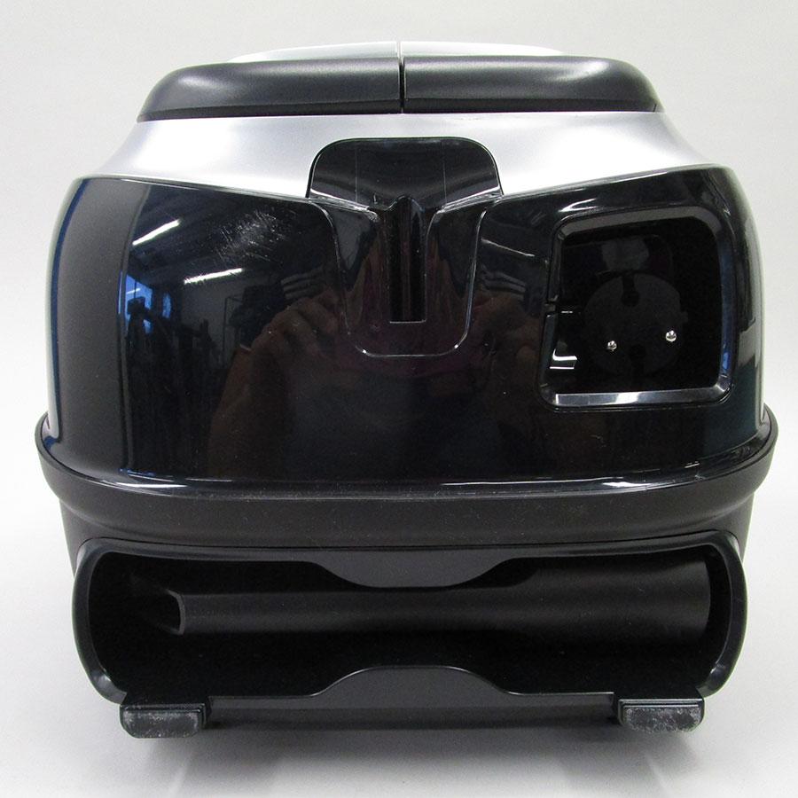 Rowenta RO6495EA Silence Force 4A+ Full Care - Fixe tube arrière et sortie de câble