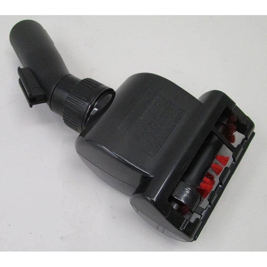 Rowenta RO6495EA Silence Force 4A+ Full Care - Mini turbo brosse vue de dessous