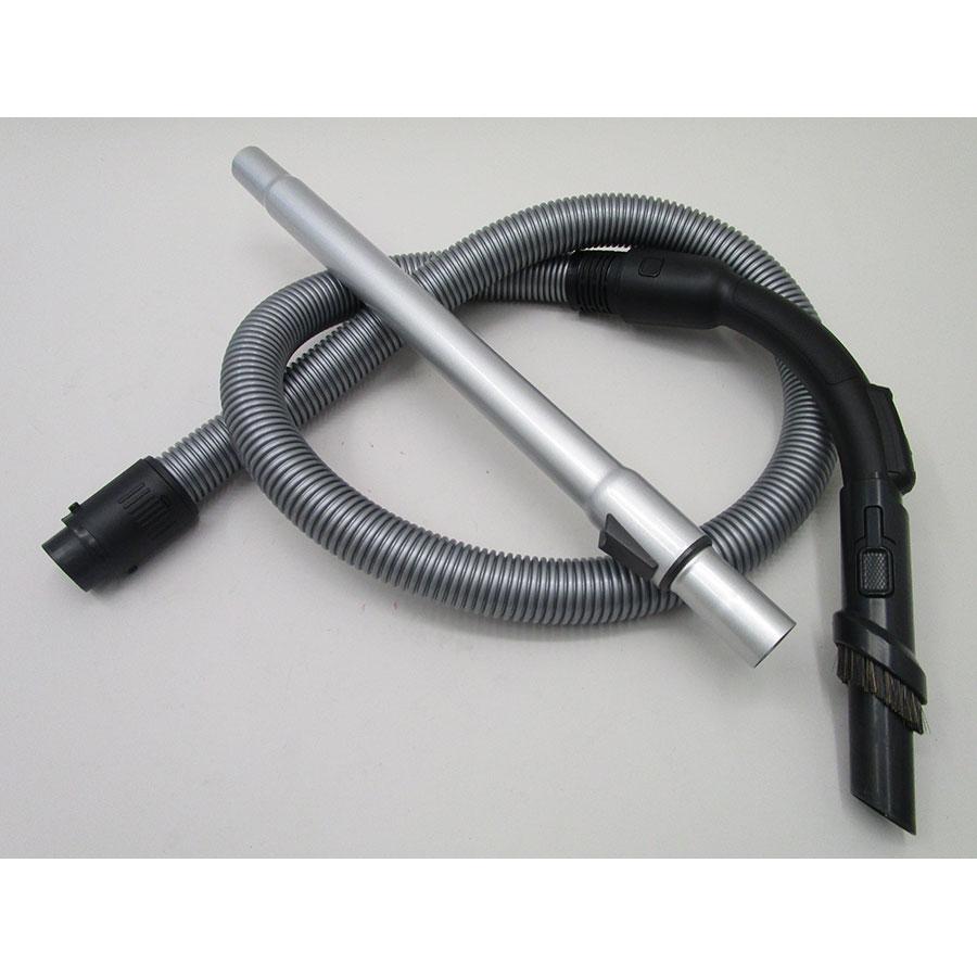 Rowenta RO6821EA X-Trem Power 3AAA - Flexible et tube métal télescopique