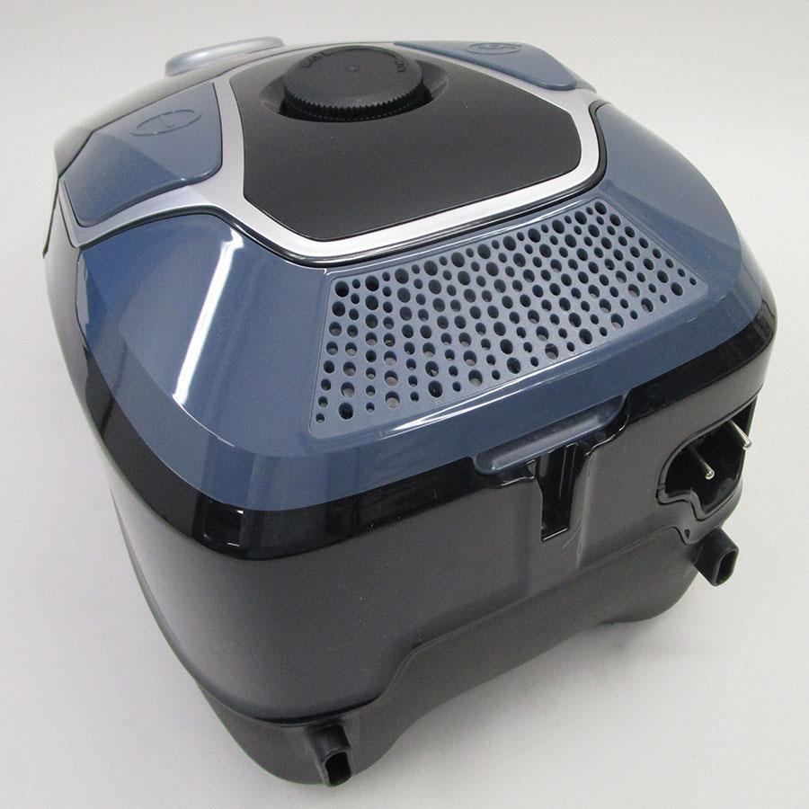 Rowenta RO6855EA X-Trem Power Allergy +  - Fixe tube arrière et sortie de câble