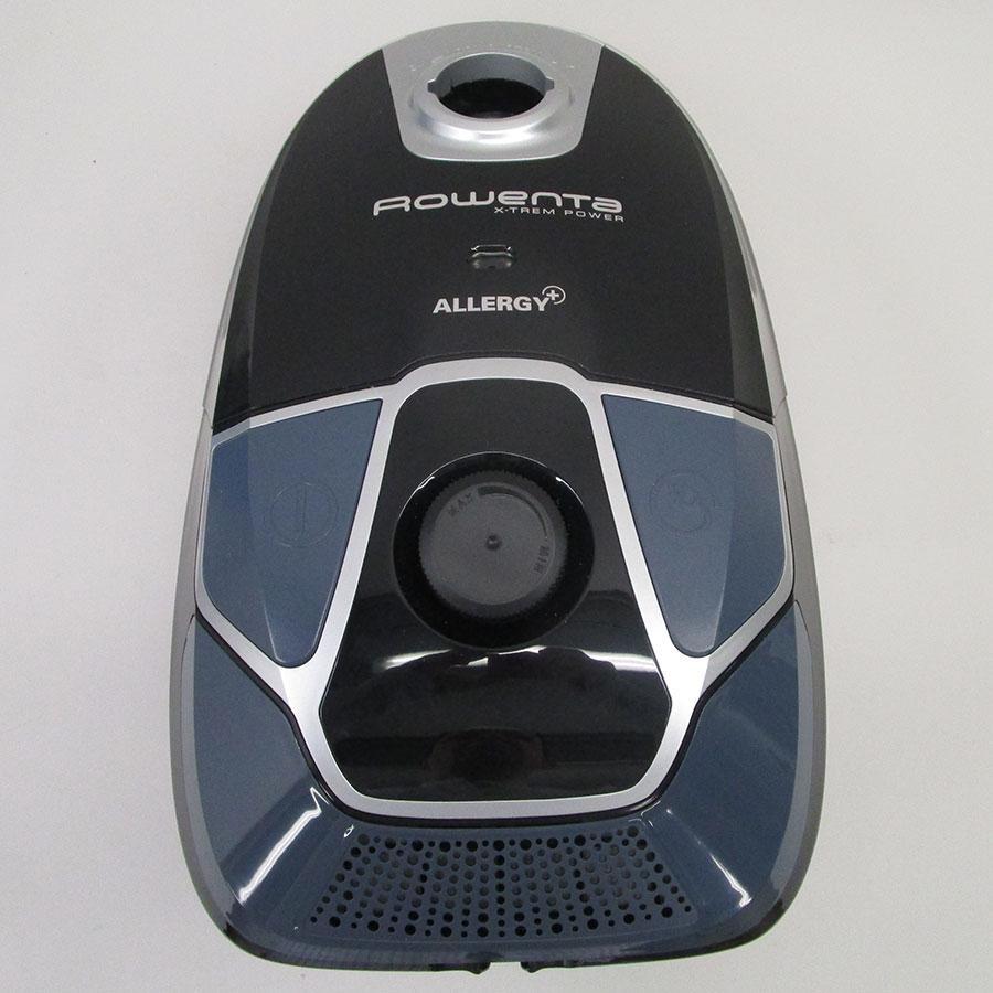 Rowenta RO6855EA X-Trem Power Allergy +  - Vue de dessus