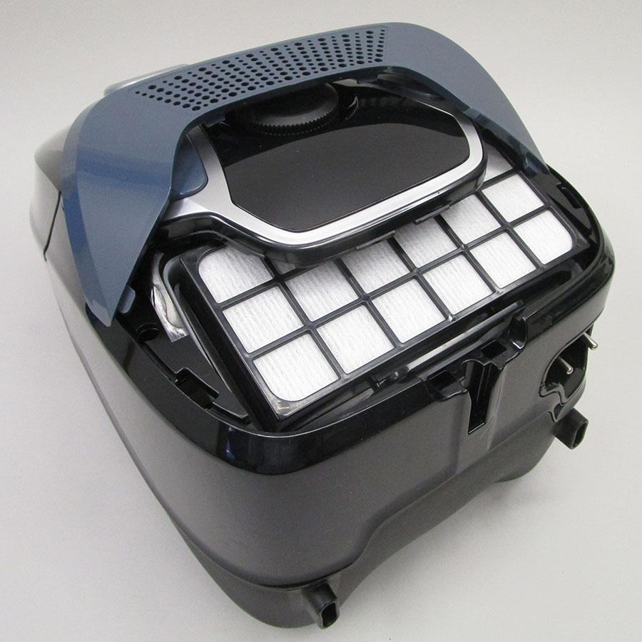 Rowenta RO6855EA X-Trem Power Allergy +  - Filtre sortie moteur