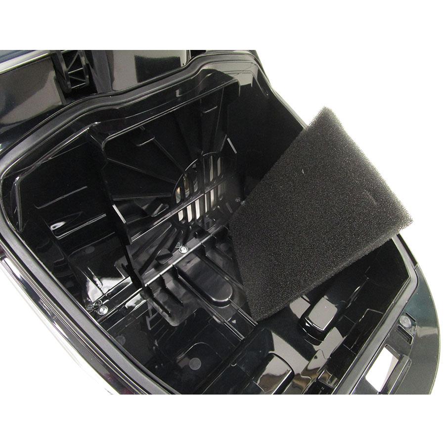 Rowenta RO6855EA X-Trem Power Allergy +  - Filtre entrée moteur sorti