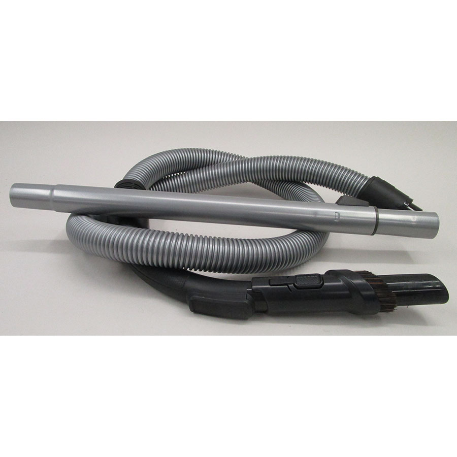 Rowenta RO6855EA X-Trem Power Allergy +  - Flexible et tube métal télescopique