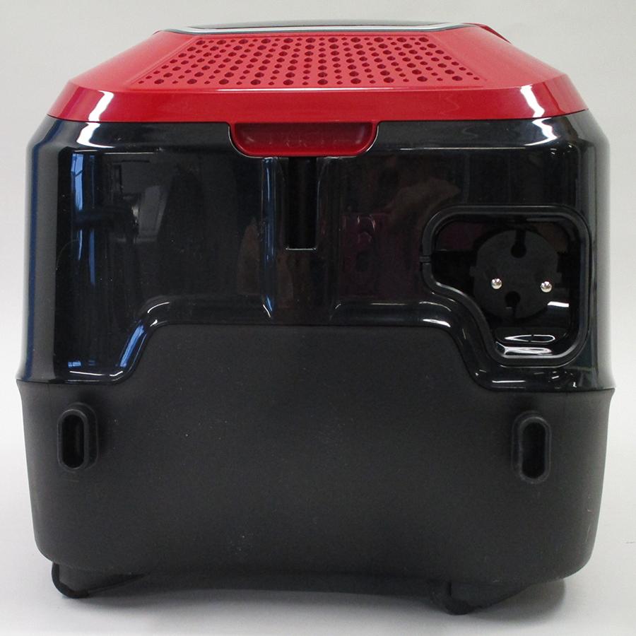 Rowenta RO6859EA Silence Force Allergy+ - Fixe tube arrière et sortie de câble