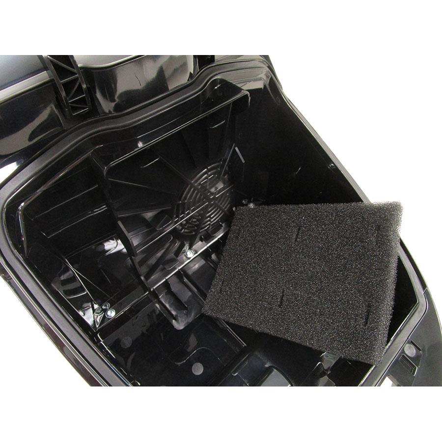 Rowenta RO6866EA X-Trem Power 3A+AA Parquet - Filtre entrée moteur sorti