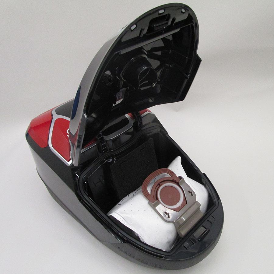Rowenta RO6883EA X-trem power 4A+ - Compartiment à sac ouvert