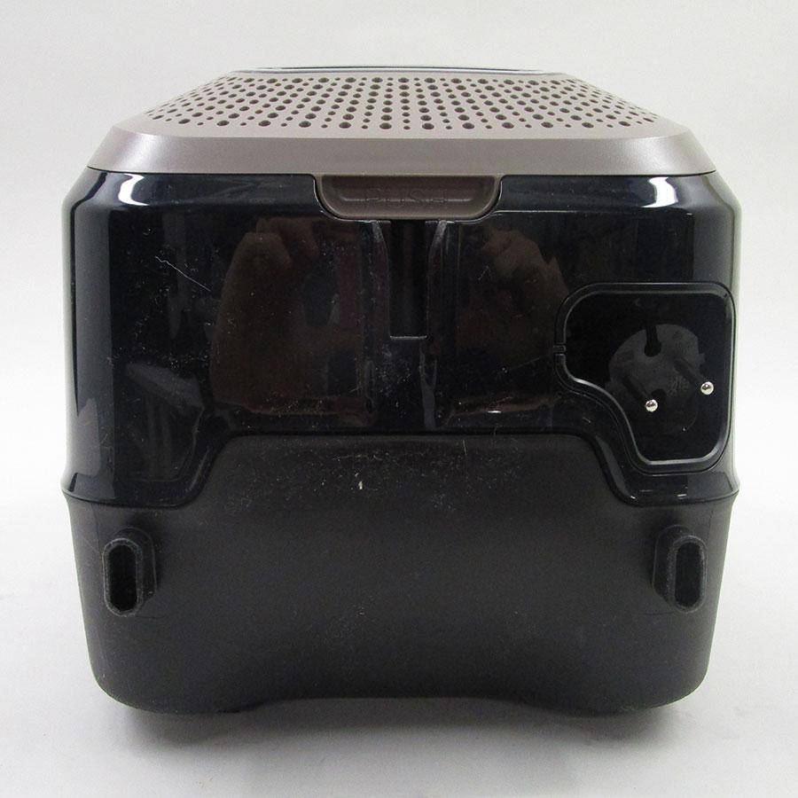 Rowenta RO6886EA X-Trem Power 4AAAA - Fixe tube arrière et sortie de câble