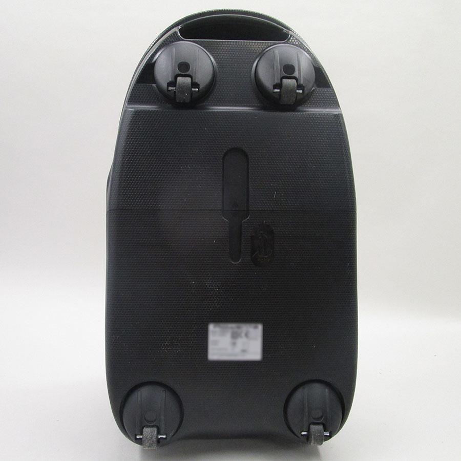 Rowenta RO6887EA X-Trem Power 4A+ Car Pro - Fixe tube vertical et roulettes
