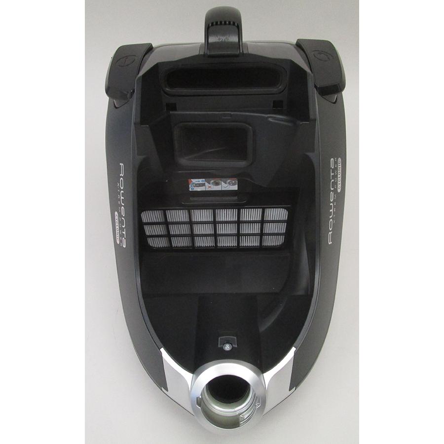 Rowenta RO6920EA X-Trem Power Cyclonic  - Filtre sortie moteur