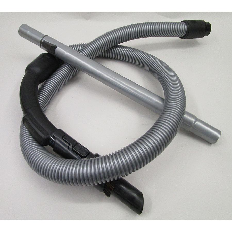 Rowenta RO6931EA X-Trem Power Cyclonic - Flexible et tube métal télescopique