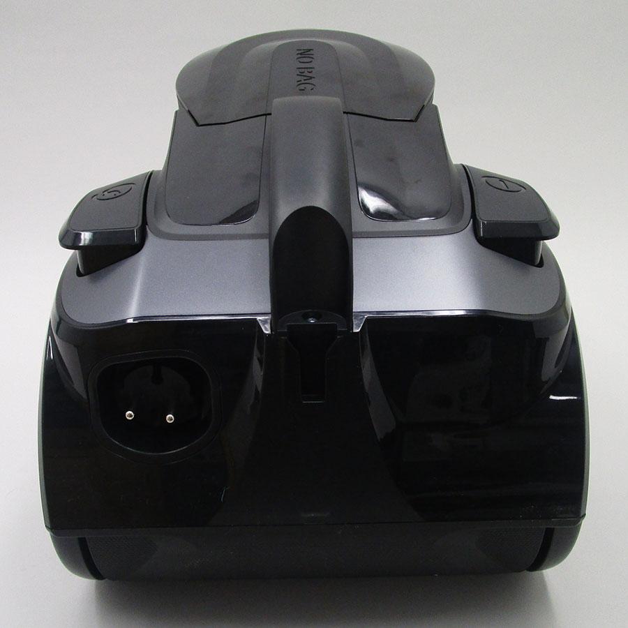 Rowenta RO6984EA X-Trem Power Cyclonic 4AAAA - Fixe tube arrière et sortie de câble