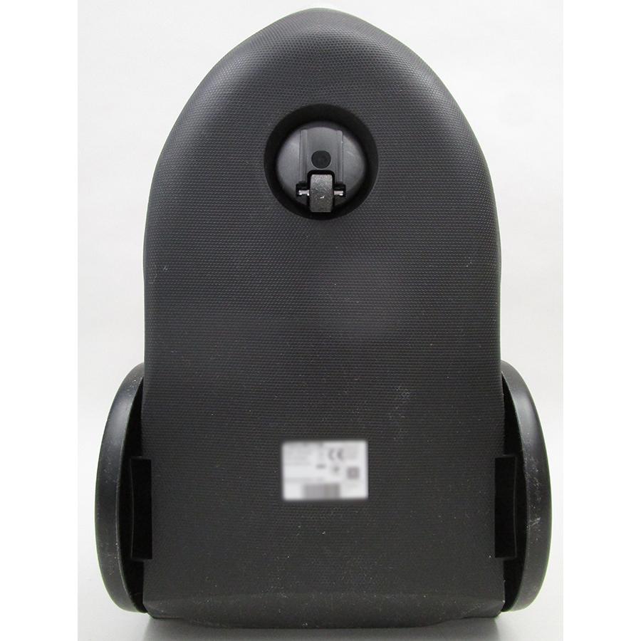 Rowenta RO7260EA Silence Force Cyclonic - Roulette pivotante à 360°