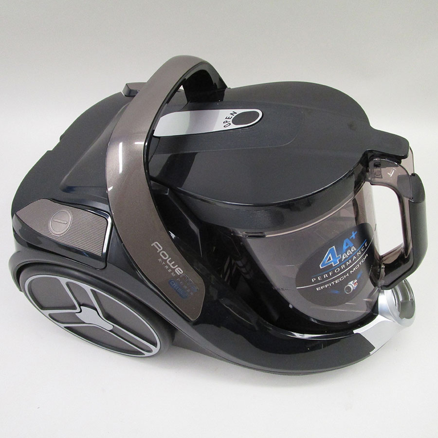 Rowenta RO7266EA X-Trem Power Cyclonic - Corps de l'aspirateur sans accessoires