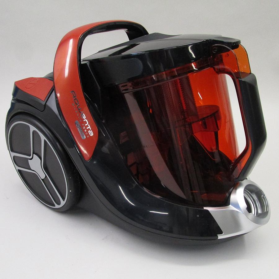 Rowenta RO7274EA Silence Force Cyclonic - Corps de l'aspirateur sans accessoires
