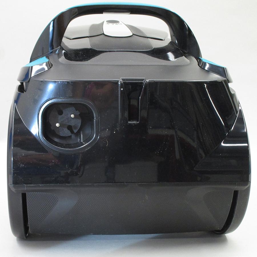 Rowenta RO7282EA Silence Force Cyclonic - Fixe tube arrière et sortie de câble