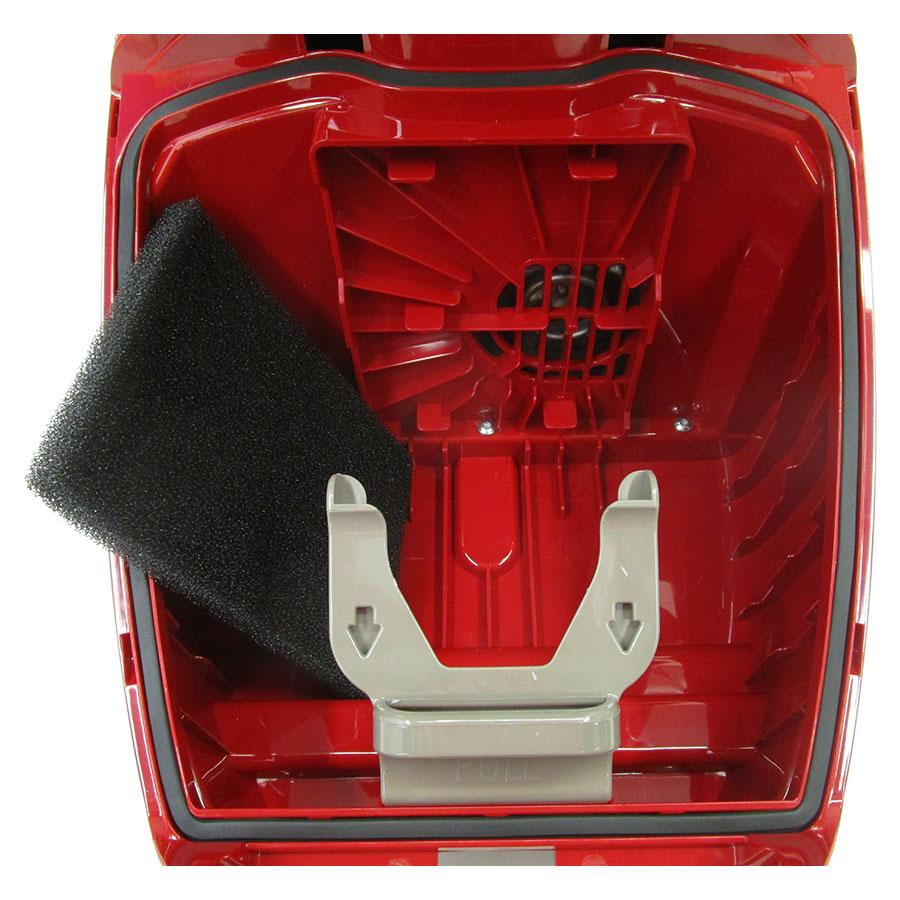 Rowenta RO7373EA Silence Force Animal Care Pro - Filtre entrée moteur sorti