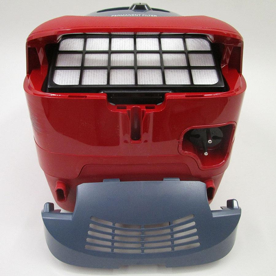 Rowenta RO7373EA Silence Force Animal Care Pro - Filtre sortie moteur