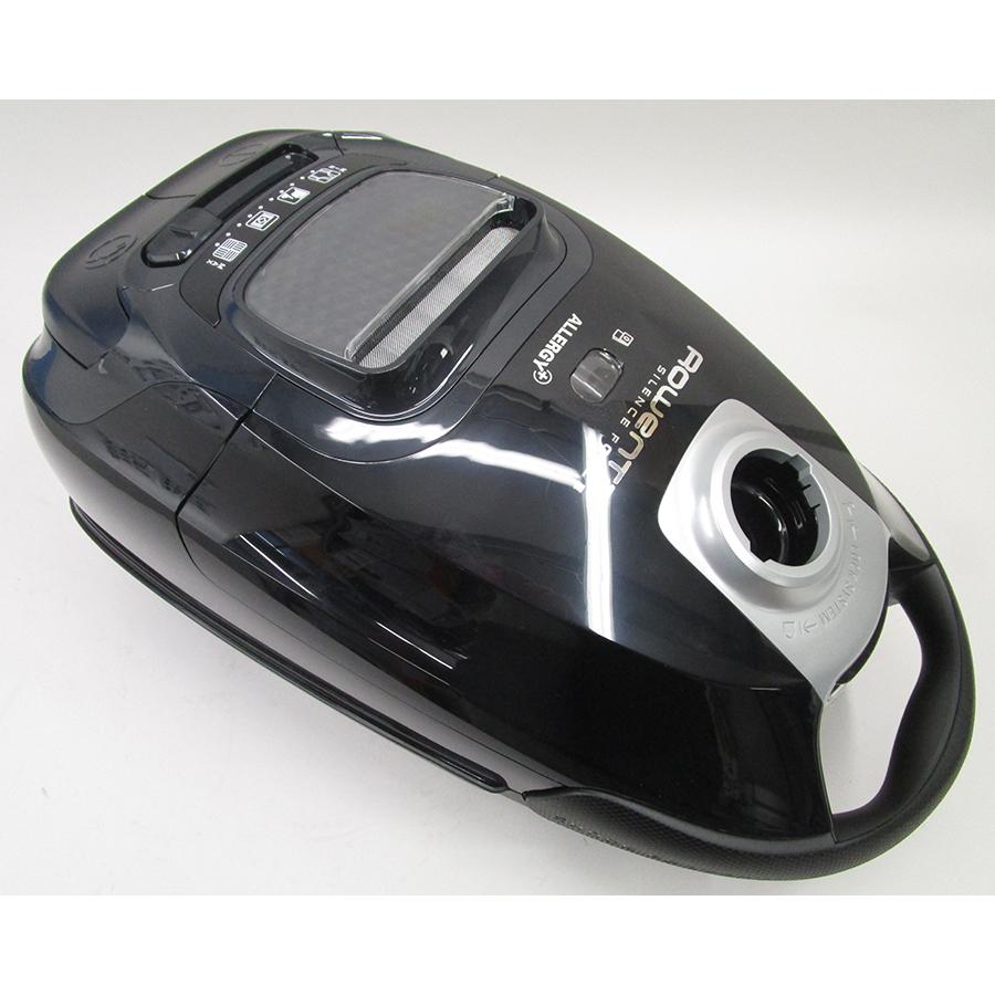 Rowenta RO7455EA Silence force Allergy+ - Corps de l'aspirateur sans accessoires