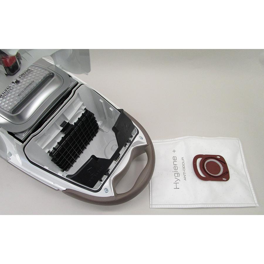 Rowenta RO7487EA Silence Force - Filtre entrée moteur