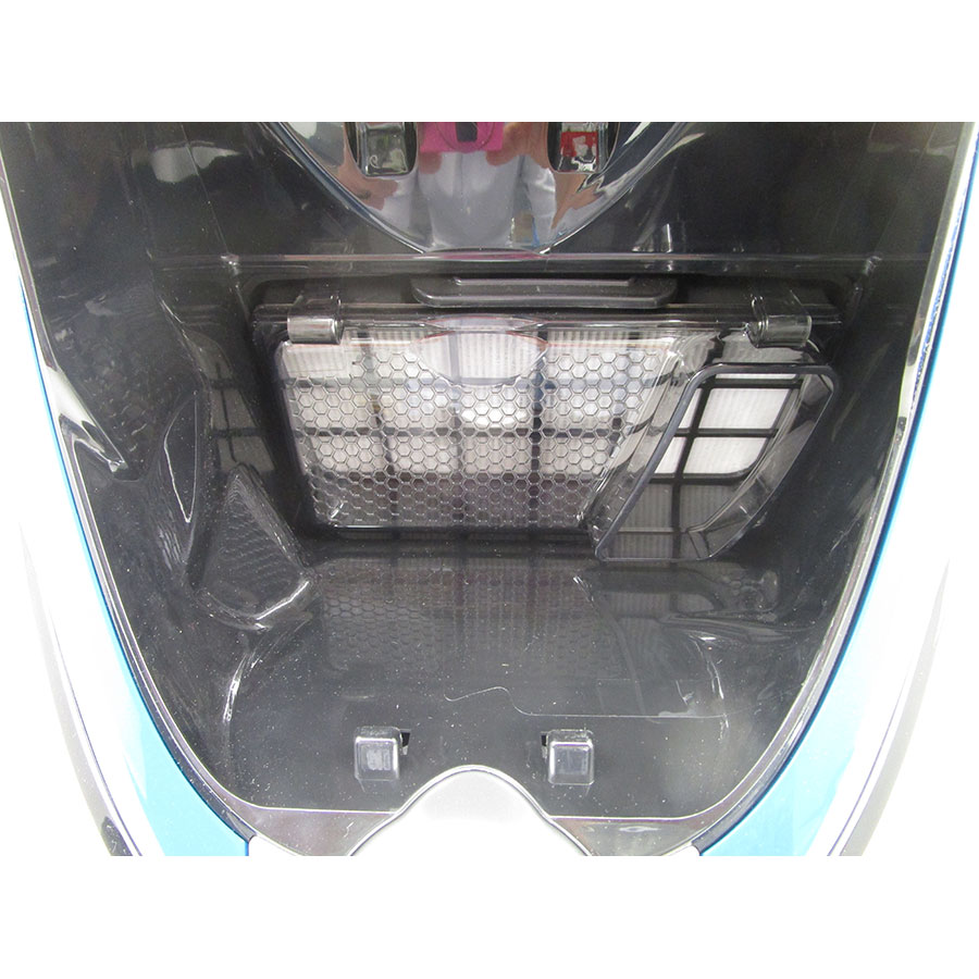 Rowenta RO7611EA Silence Force Cyclonic 4A - Filtre entrée moteur