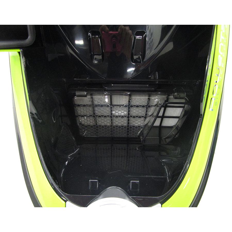 Rowenta RO7612EA Silence Force Cyclonic 4A+ - Filtre entrée moteur