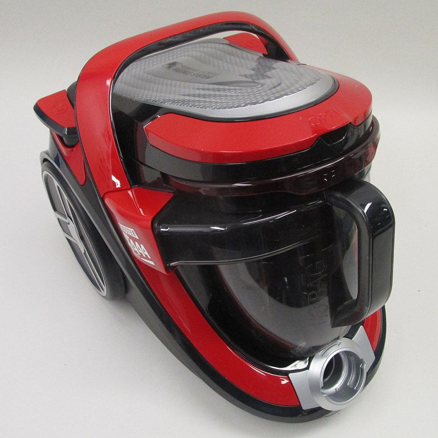 Rowenta RO7643EA Silence Force Cyclonic 4A+ Home & Car - Corps de l'aspirateur sans accessoires