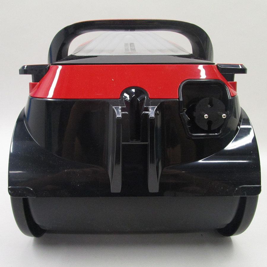 Rowenta RO7643EA Silence Force Cyclonic 4A+ Home & Car - Fixe tube arrière et sortie de câble