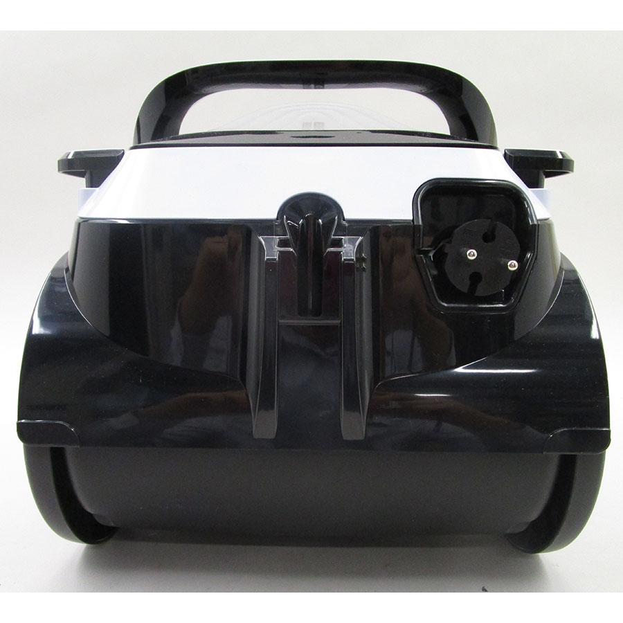 """Rowenta RO7647EA Silence Force Cyclonic 4A """"Parquet Pro"""" - Fixe tube arrière et sortie de câble"""