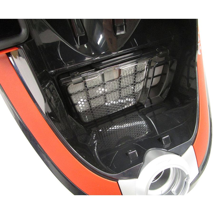 "Rowenta RO7673EA Silence Force Cyclonic ""Home & Car"" - Filtre entrée moteur"