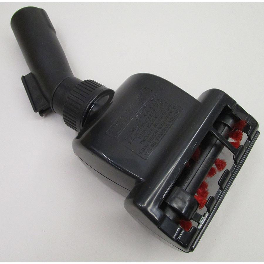 "Rowenta RO7673EA Silence Force Cyclonic ""Home & Car"" - Mini turbo-brosse vue de dessous"