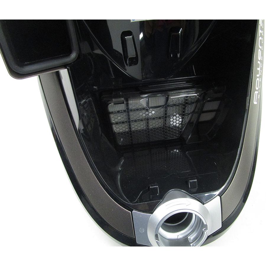"Rowenta RO7676EA Silence Force Cyclonic 4A ""Home & Car Pro"" - Filtre entrée moteur"