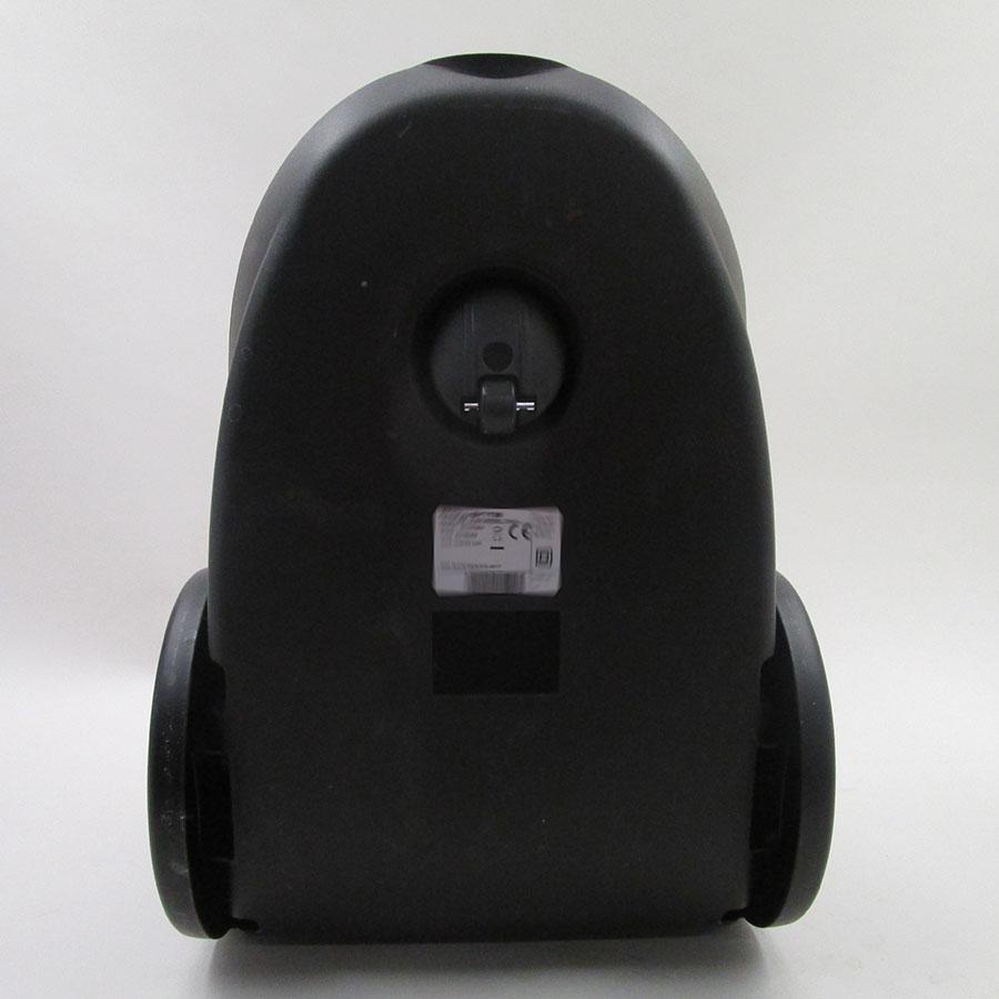 "Rowenta RO7676EA Silence Force Cyclonic 4A ""Home & Car Pro"" - Roulettes pivotantes à 360°"