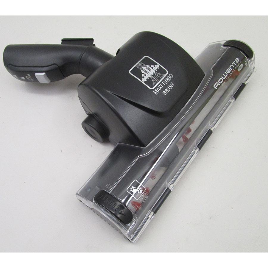 "Rowenta RO7681EA Silence Force Cyclonic 4A ""Animal Care Pro"" - Turbo brosse"