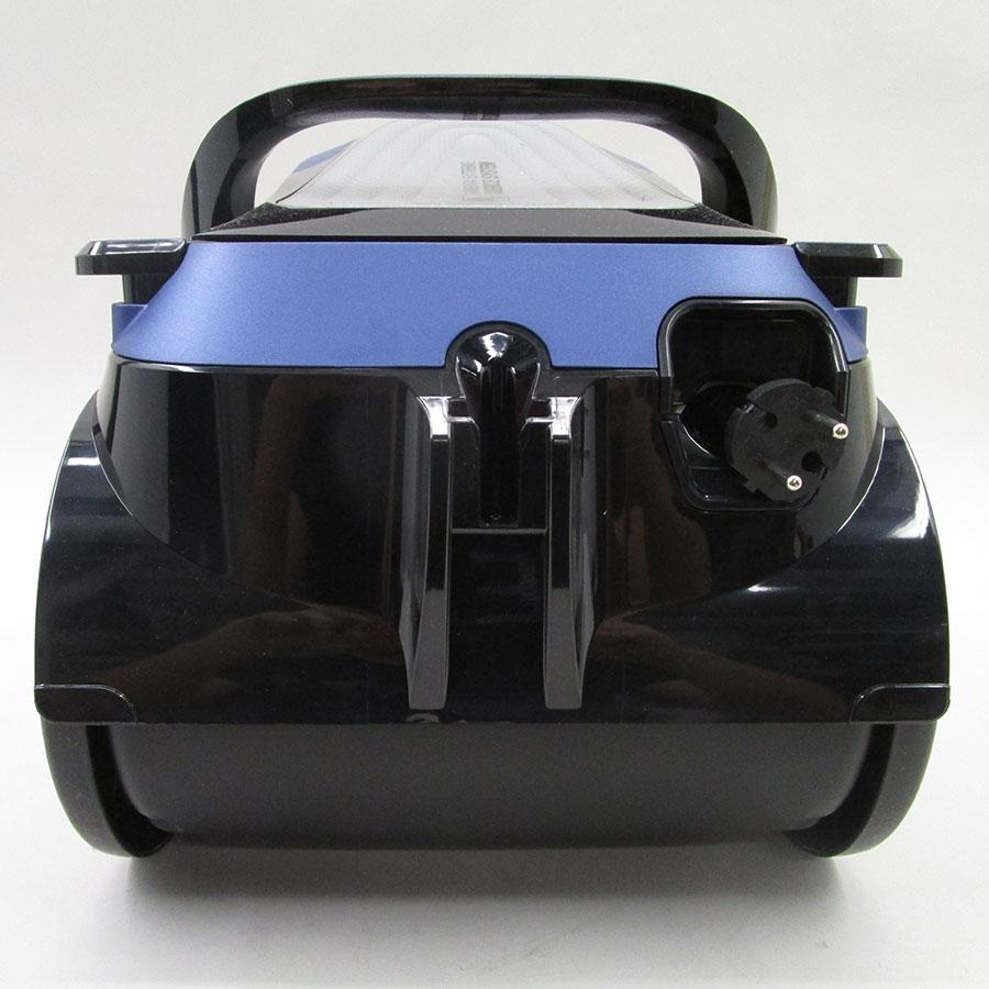 """Rowenta RO7681EA Silence Force Cyclonic 4A """"Animal Care Pro"""" - Fixe tube arrière et sortie de câble"""