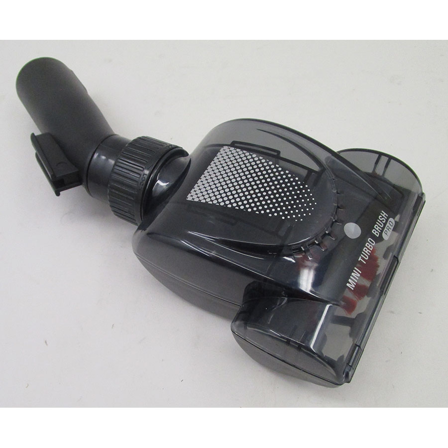 "Rowenta RO7681EA Silence Force Cyclonic 4A ""Animal Care Pro"" - Mini turbo brosse"