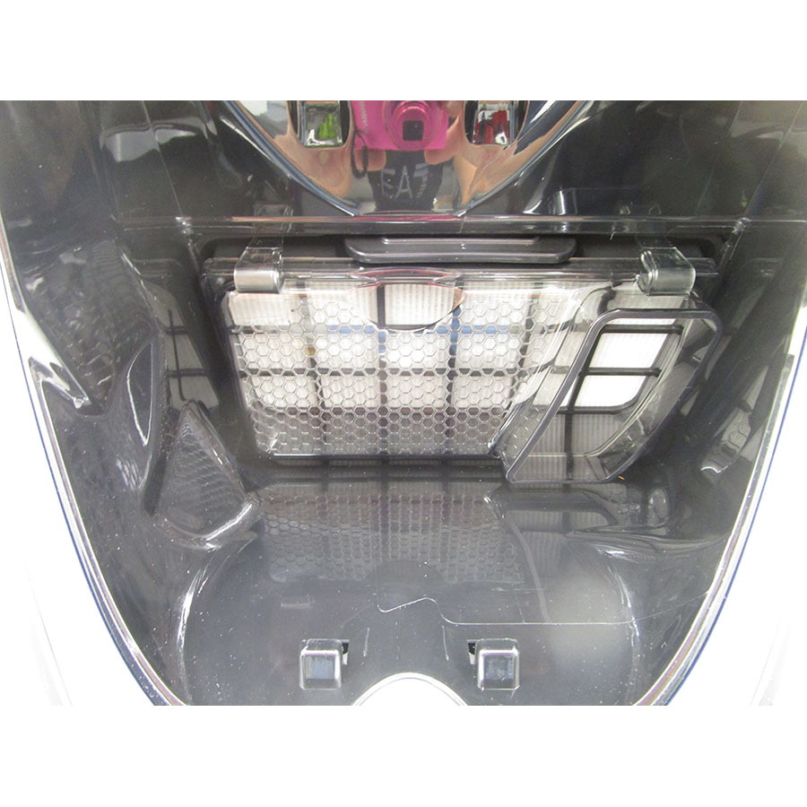 "Rowenta RO7681EA Silence Force Cyclonic 4A ""Animal Care Pro"" - Filtre entrée moteur"