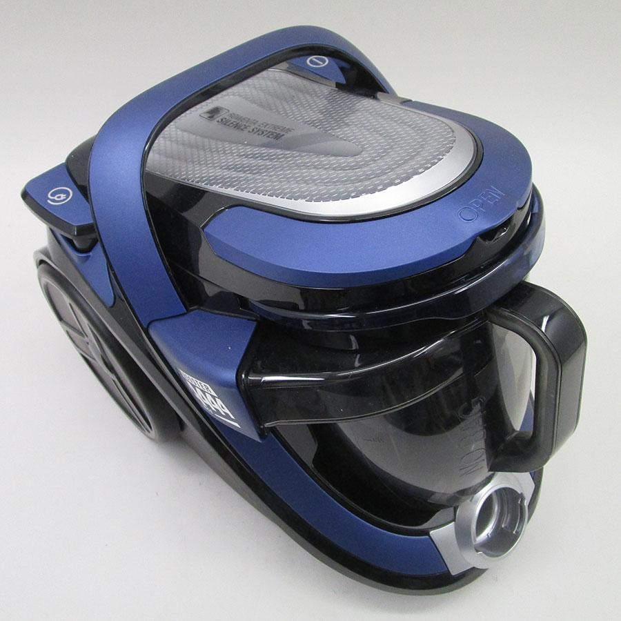 """Rowenta RO7681EA Silence Force Cyclonic 4A """"Animal Care Pro"""" - Corps de l'aspirateur sans accessoires"""