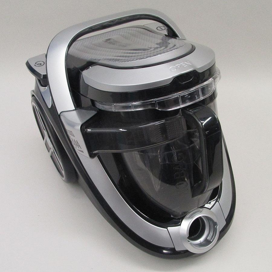 Rowenta RO7686EA Silence Force Cyclonic 4A+ Home & Car Pro - Corps de l'aspirateur sans accessoires