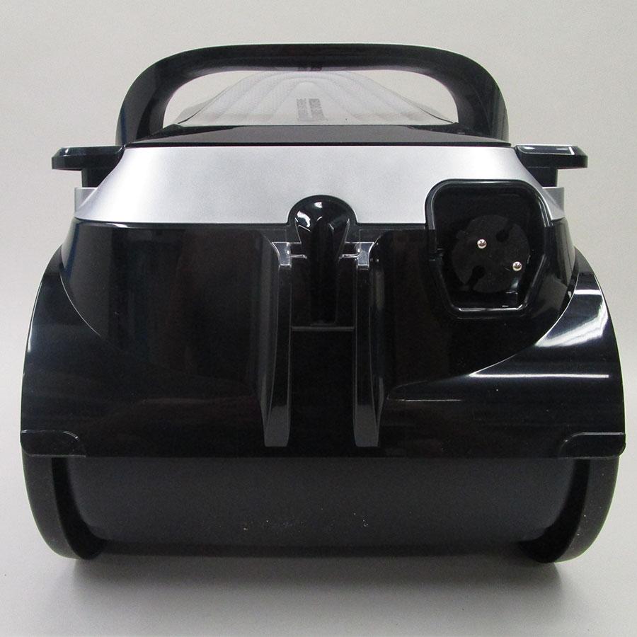 Rowenta RO7686EA Silence Force Cyclonic 4A+ Home & Car Pro - Fixe tube arrière et sortie de câble