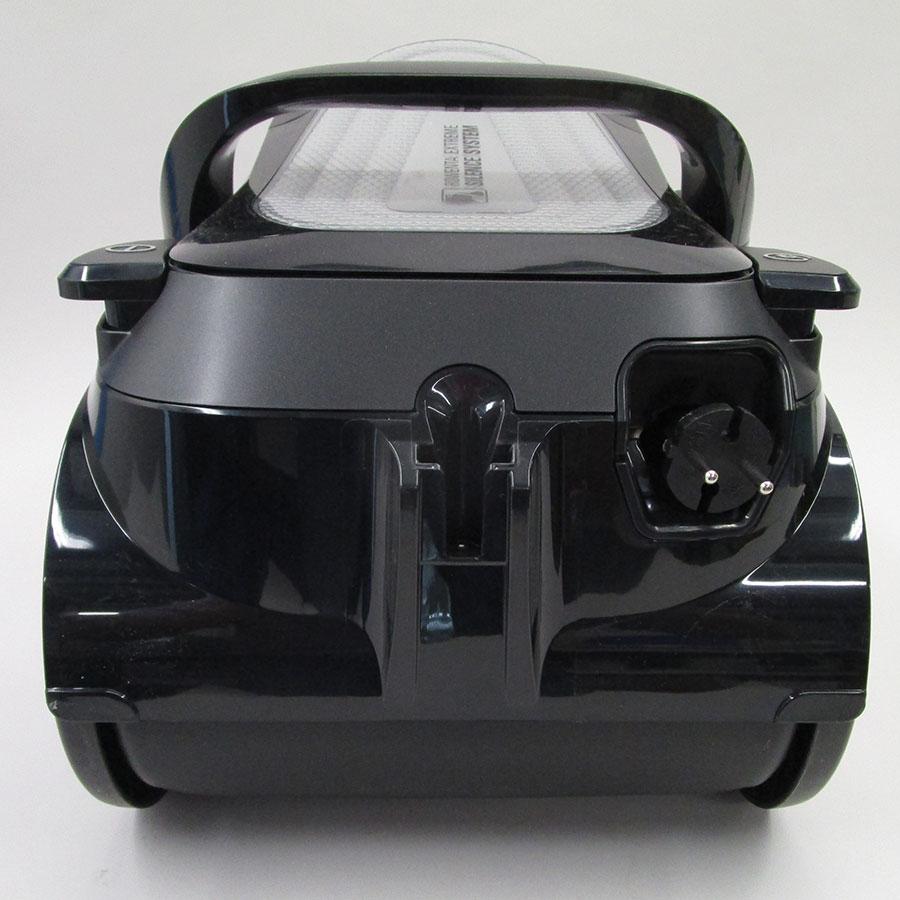 Rowenta RO7695EA Silence Force Cyclonic 4A+ Full Care Pro  - Fixe tube arrière et sortie de câble