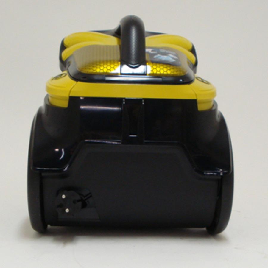 Rowenta RO8314EA Silence Force Multi-cyclonic - Fixe tube arrière et sortie de câble