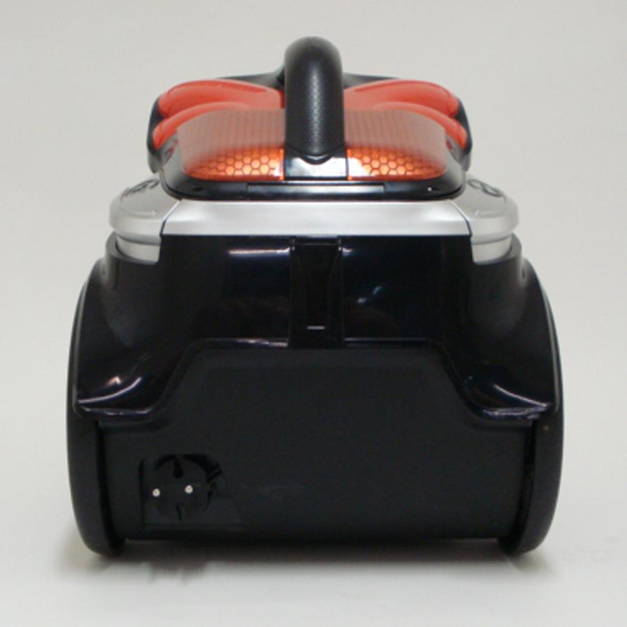 Rowenta RO8333EA Silence Force Multi-cyclonic - Fixe tube arrière et sortie de câble