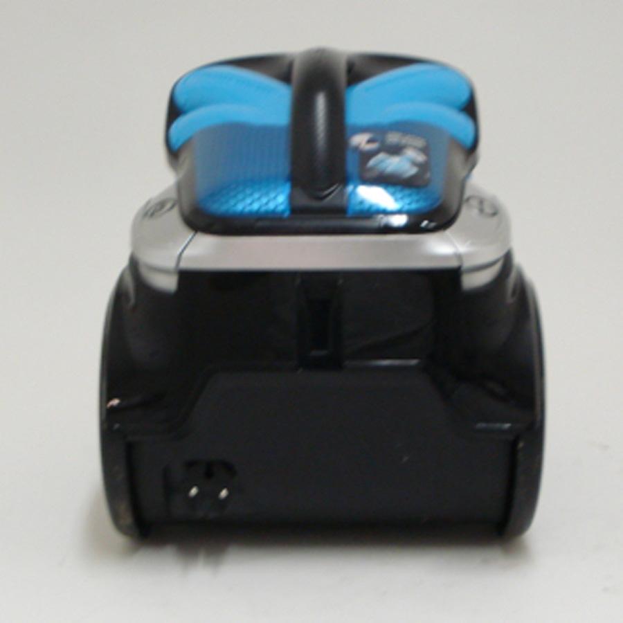Rowenta RO8341EA Silence Force Multi-cyclonic - Fixe tube arrière et sortie de câble